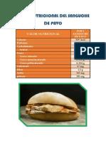 Valor Nutricional 2