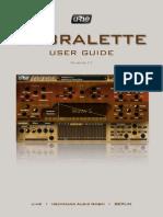 Zebralette User Guide