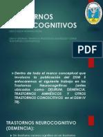 TRASTORNOS NEUROCOGNITIVOS