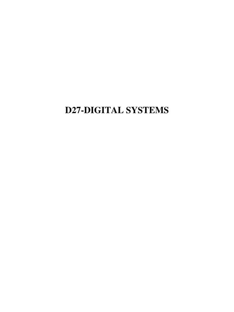 Digitallab Manual Secb Electronic Circuits Logic Gate Figure 8 4x1 Multiplexer With 2x4 Decoder Selector Block Diagram
