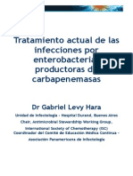 Copia de Levy Hara Tratamiento Actual de Las Infecciones Por Enterobacterias Productoras de Carbapenemasas Th Port Corregido Final