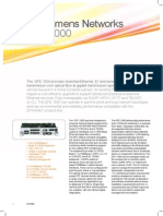 PDH DFE1000 Brochure