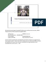Unix Command-Line Kung Fu (SANS)