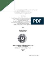 Pandangan Kritis tentang Penyelesaian Sengketa Hak Atas Tanah dalam Sistem Hukum Pertanahan Nasional (Studi Kabupaten Simalungun)