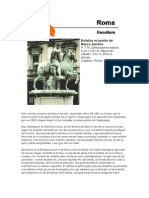16 Estatua Ecuestre de Marco Aurelio