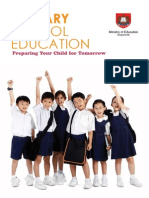 Primary School Education Booklet