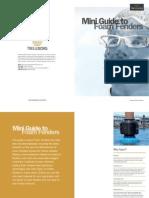 Mini Guide Foam Fenders