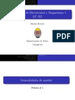 Uso de Matlab