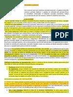 Resumen Del Primer Parcial de Derecho Societario y Cartular
