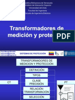 Transformadores de Medición
