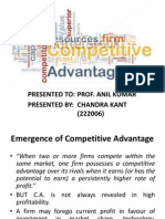 Article Presentation- Creating Competitive advantage.pptx