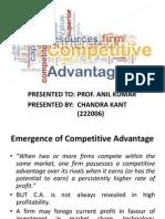 Article Presentation- Creating Competitive advantage.pptx