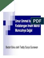 Presentasi Umur Ummat Islam