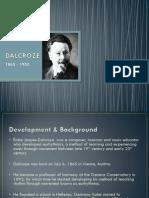 Dalcroze PDF