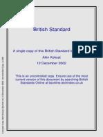 BS EN 12070 (2000)