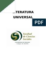 Examen Corregido Literatura Universal