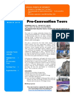 Chicago Convention Newsletter Issue 4 (March 2010)