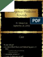 Endocarditis Pediatric