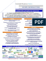 ScopeNewsletter106 Vision for Sustainable Phosphorus 8-2014