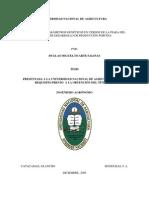 ESTIMACIÓN DE PARÁMETROS GENÉTICOS EN CERDOS DE LA PIARA DEL CENTRO DE DESARRO