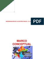 Modernizacion en La Gestion Publica Perú - Copia