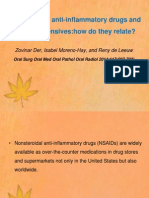 Nonsteroidal Anti-Inflammatory Drugs and Antihypertensives