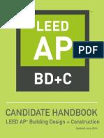 LEEDv4 BDC Candidate Handbook