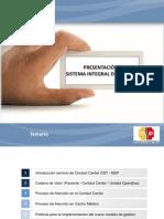 Sistema Integral de Gestion (-Unidades Operativas-)