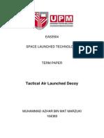 Term Paper (TALD)