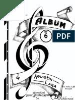 Agustin+Lara,+Album+No.+6