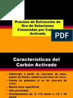 Extrac. Con Carbon Activado