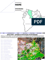 mapa SANTOANDRÉ
