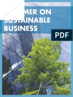 A Primer on Sustainable Business