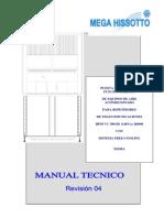 Mega Hissotto Manual