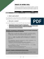 Procedimientos Administrativos Fiscales Thalia Zarate de Paz
