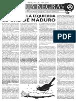 Lao Veja Negra 15 Rosario
