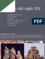 El arte del siglo XIX1.ppt