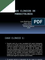 Parasitologia - Casos Clinicos
