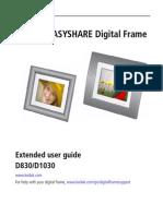 Kodak Easyshare Digiframe D830/1030