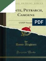 Dante Petrarch
