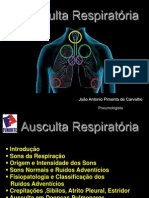 ausculta respiratoria