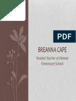 Breanna Intro
