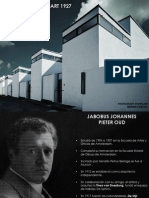 Casa 5,6,7,8,9 Weissenhof j.j.p. Oud