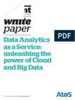 Ascent Whitepaper Data Analytics as a Service
