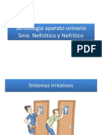 ARTI2-Semiología Aparato Urinario-nefrotico Nefritico