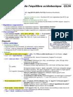 Q 126 Equi Acidobasique