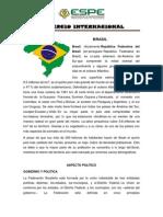 Brasil Analisis Peste