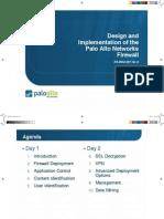PaloAPAN ACE Traininglto Training Print 01-30