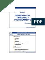 5 Segmentacion Targeting y Posicionamiento