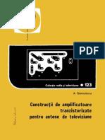 A.gamulescu - Constructii Amplificatoare Antene TV